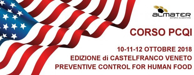 Castelfranco corso PCQI 2018